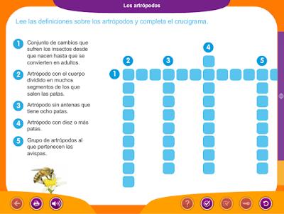 http://www.ceiploreto.es/sugerencias/juegos_educativos_6/4/6_Los_artropodos/index.html