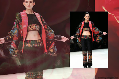 Indonesia Fashion Week 2014: Beauty of Ulos