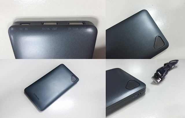 Capdase Maxx Powerbank Review
