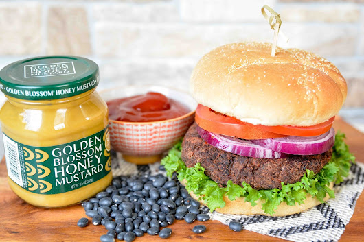 Your Heart Will Love These Black Bean Patties