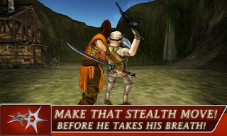 Download Ninja Warrior Assassin 3D Apk Mod Terbaru