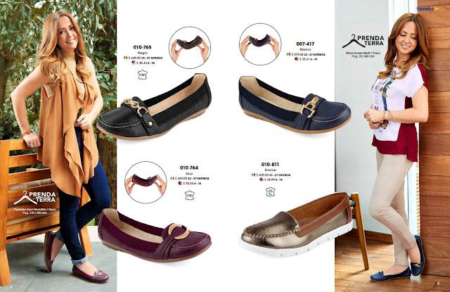 Catalogo calzado confort  mundo terra  otoño-invierno 2016