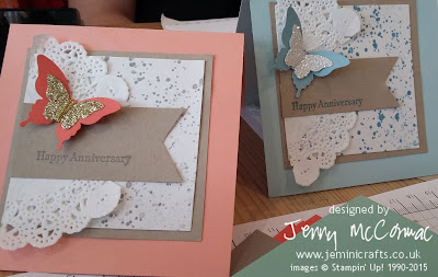 www.jeminicrafts.co.uk UK Stampin' up! Demonstrator