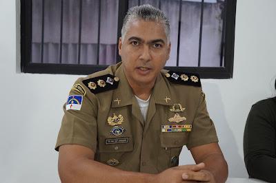 Tenente-Coronel Ely Jobson