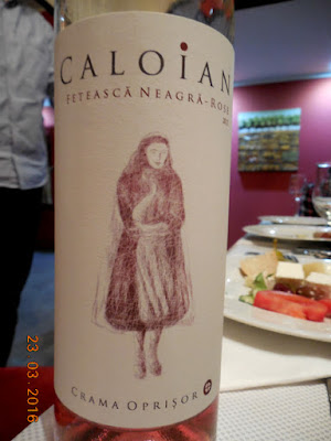 Caloian Feteasca Neagra-Rose