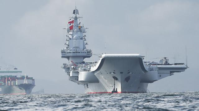 China volverá a participar con EE.UU. en los ejercicios navales RIMPAC