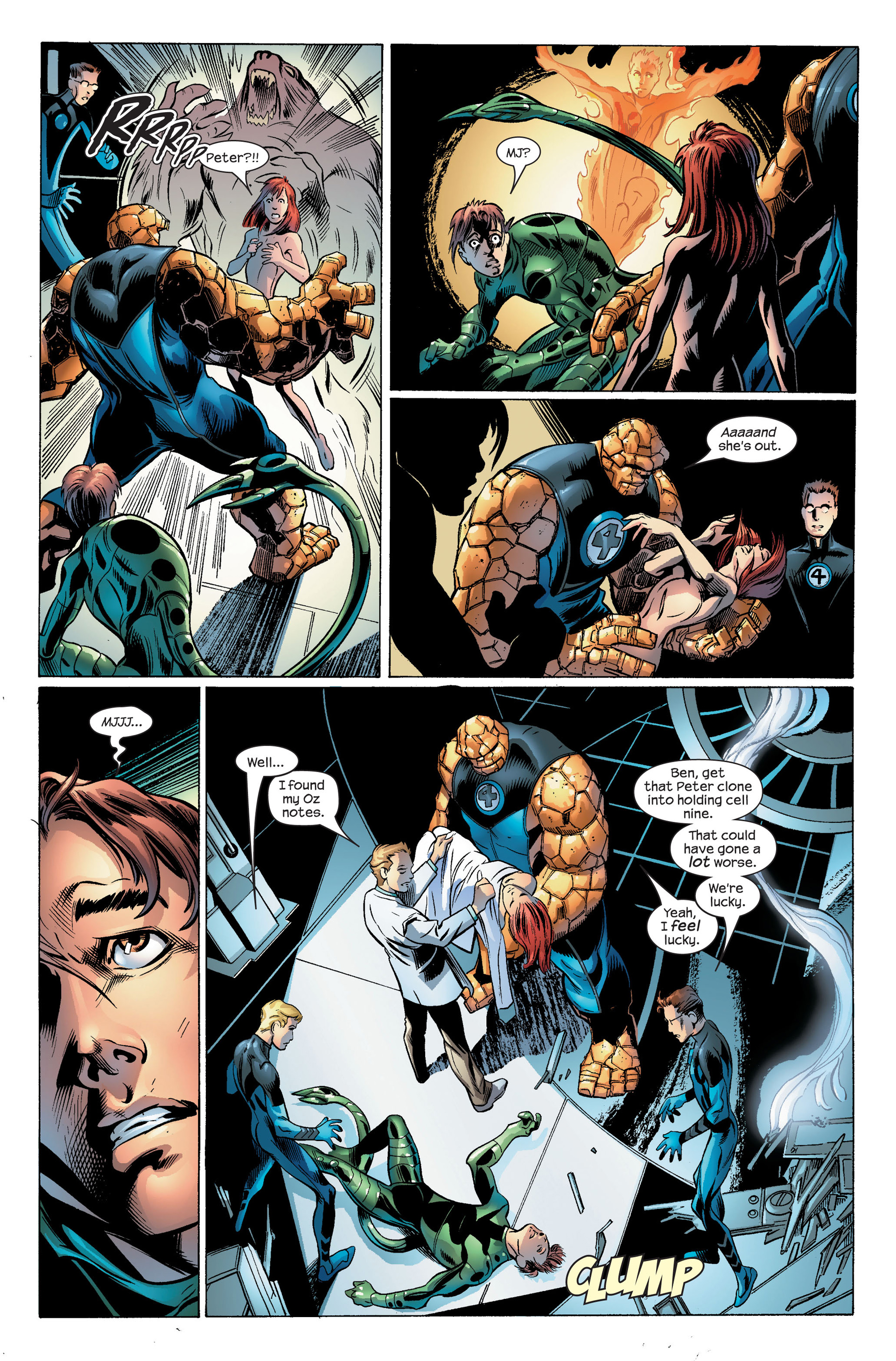 Read online Ultimate Spider-Man (2000) comic -  Issue #104 - 13