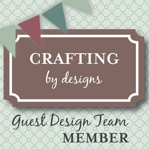 Crafting By Design Guest Designer
