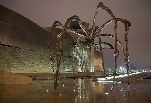 Luise Bourgeois's artistic 'captivity' of spiders ..