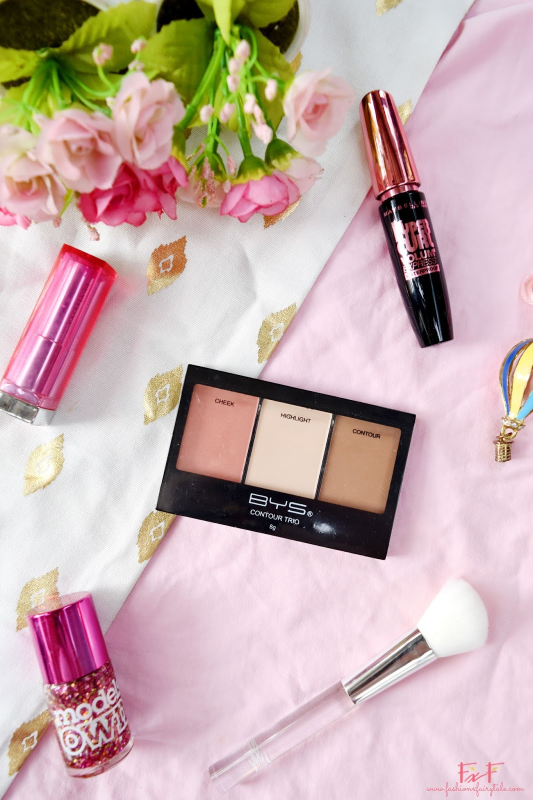 BYS Contour Trio in Sweet | Review & Swtaches