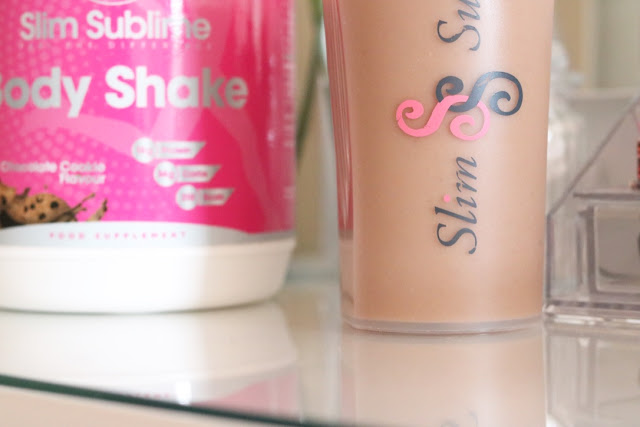 G Beauty: Slim & Sublime Body Shake Review