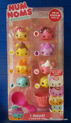 Num Noms - a new children's collectible with added smell! Review and Giveaway