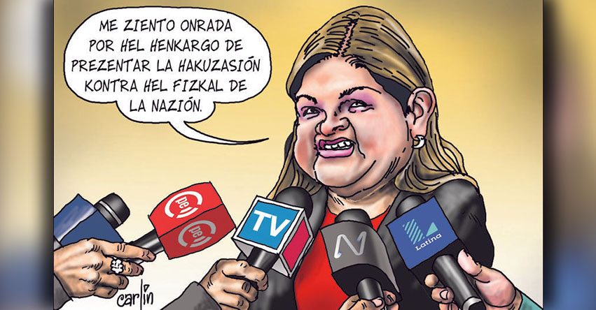 Carlincaturas Jueves 30 Noviembre 2017 - La República