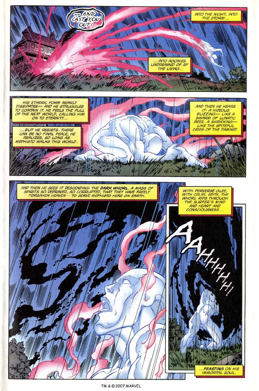 Read online Silver Surfer (1987) comic -  Issue #137 - 7