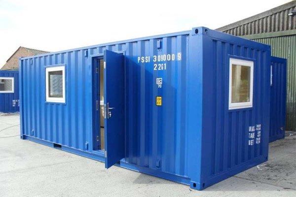 Container làm văn phòng