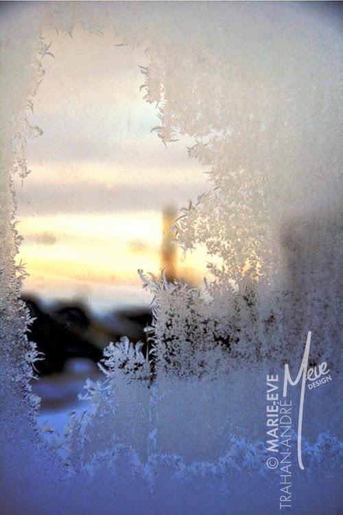 Photographe Frozen Window