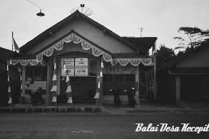 Sejarah Desa Kecepit, Punggelan Kabupaten Banjarnegara