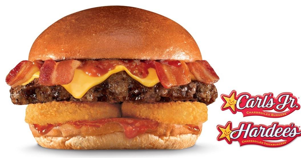 News: Carl's Jr. / Hardee's - New Western X-tra Bacon ...