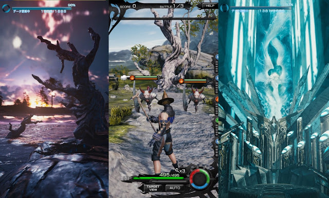 Mobius Final Fantasy MOD All Unlimited Instant Break Enemy High Damage Apk Android Terbaru