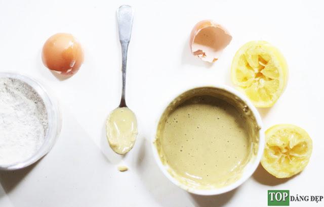 Chăm sóc tóc xơ rối hiệu quả nhất bằng lòng đỏ trứng gà