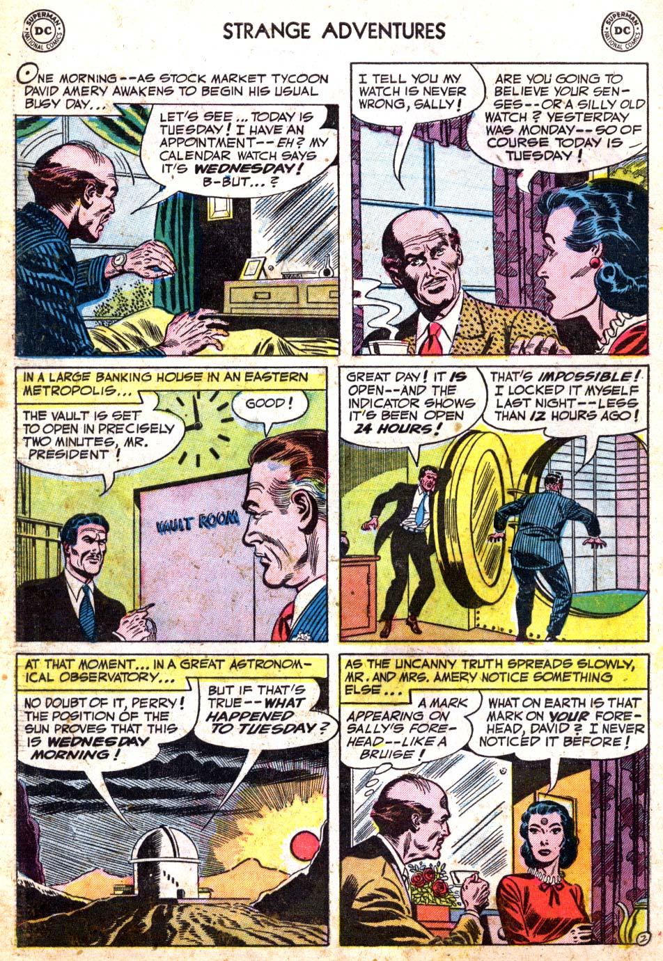 Strange Adventures (1950) issue 25 - Page 4