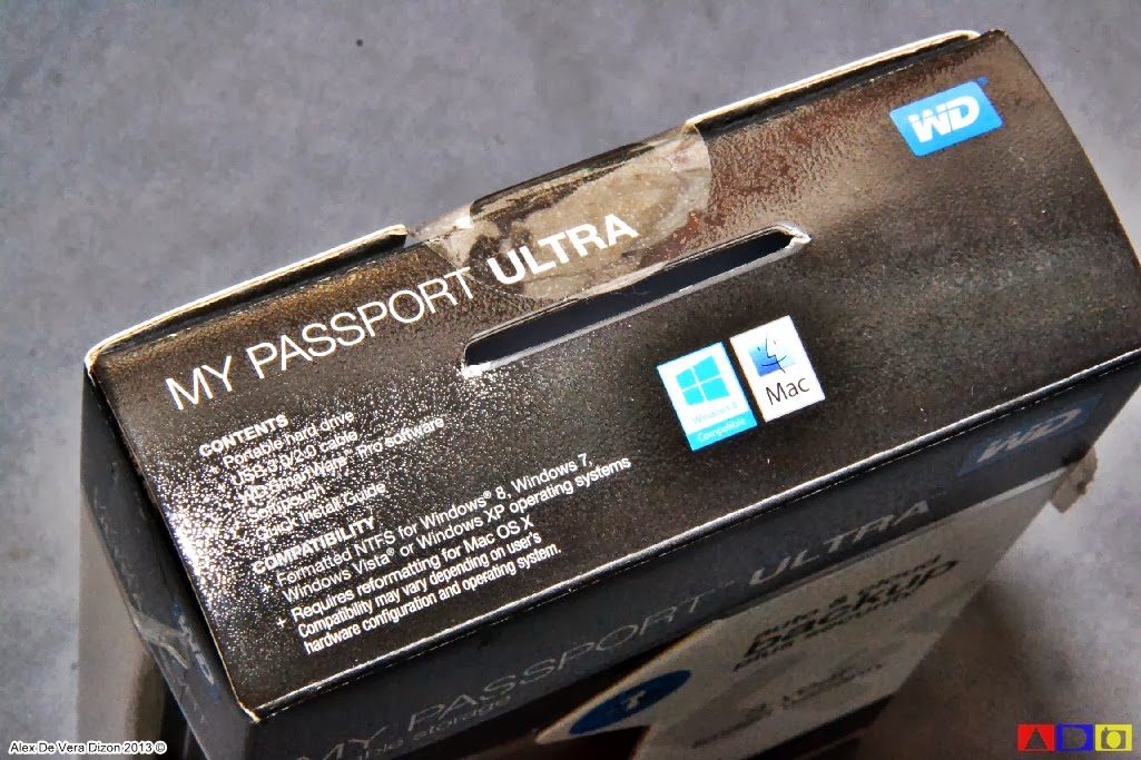REVIEW: WD My Passport Ultra - Recycle Bin of a Middle Child
