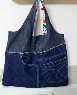 сумки, джинсы, мастер-класс, шитье,