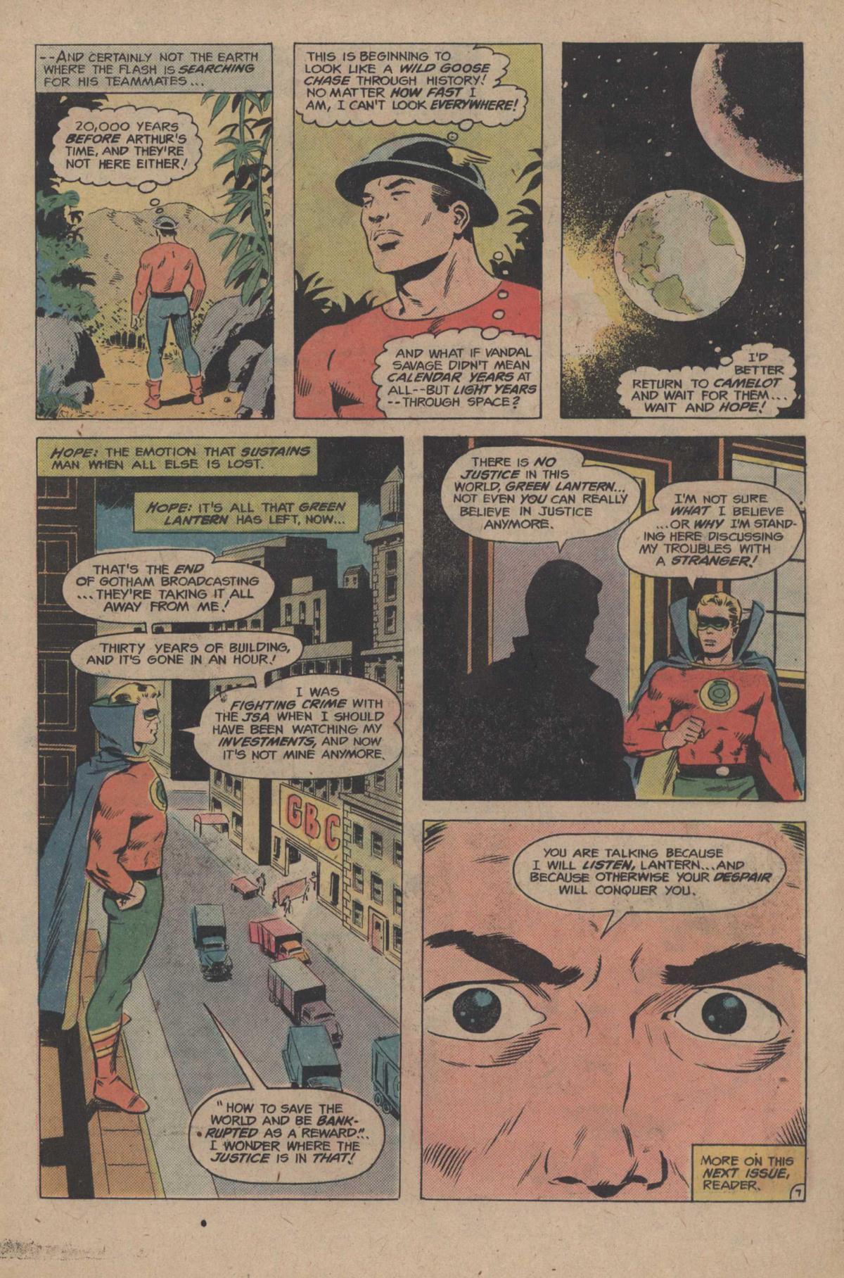 Read online All-Star Comics comic -  Issue #65 - 11