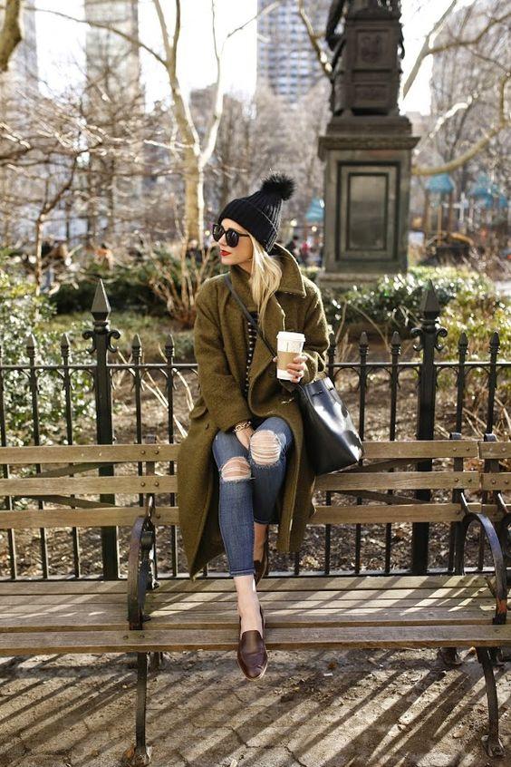 Street style: coffee
