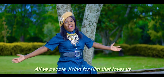 VIDEO | Mercy Masika - Fungua Macho (Official Video) || Mp4 Download