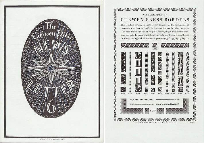 Letterology: The Curwen News-Letters