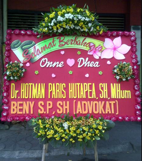 toko bunga solo pernikahan 2