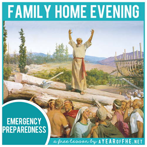 Lds Quotes On Family Home Evening: A Year Of FHE