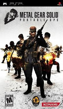 Metal Gear Solid: Portable Ops [EU] ISO Download