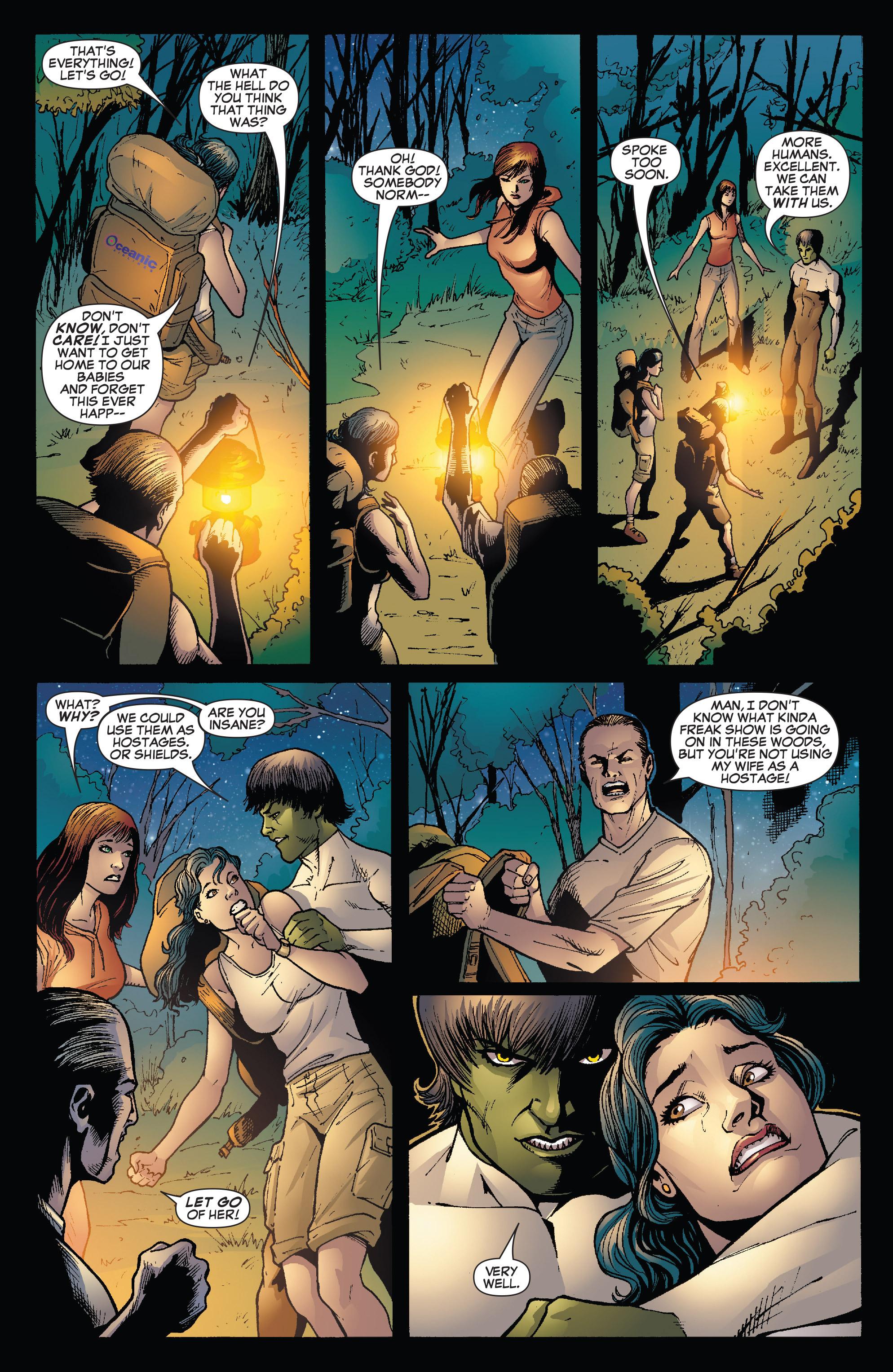 Read online She-Hulk (2005) comic -  Issue #25 - 23