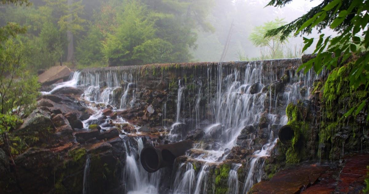 Beautiful Nature Water Fall Hd Latest Wallpaper 1080p