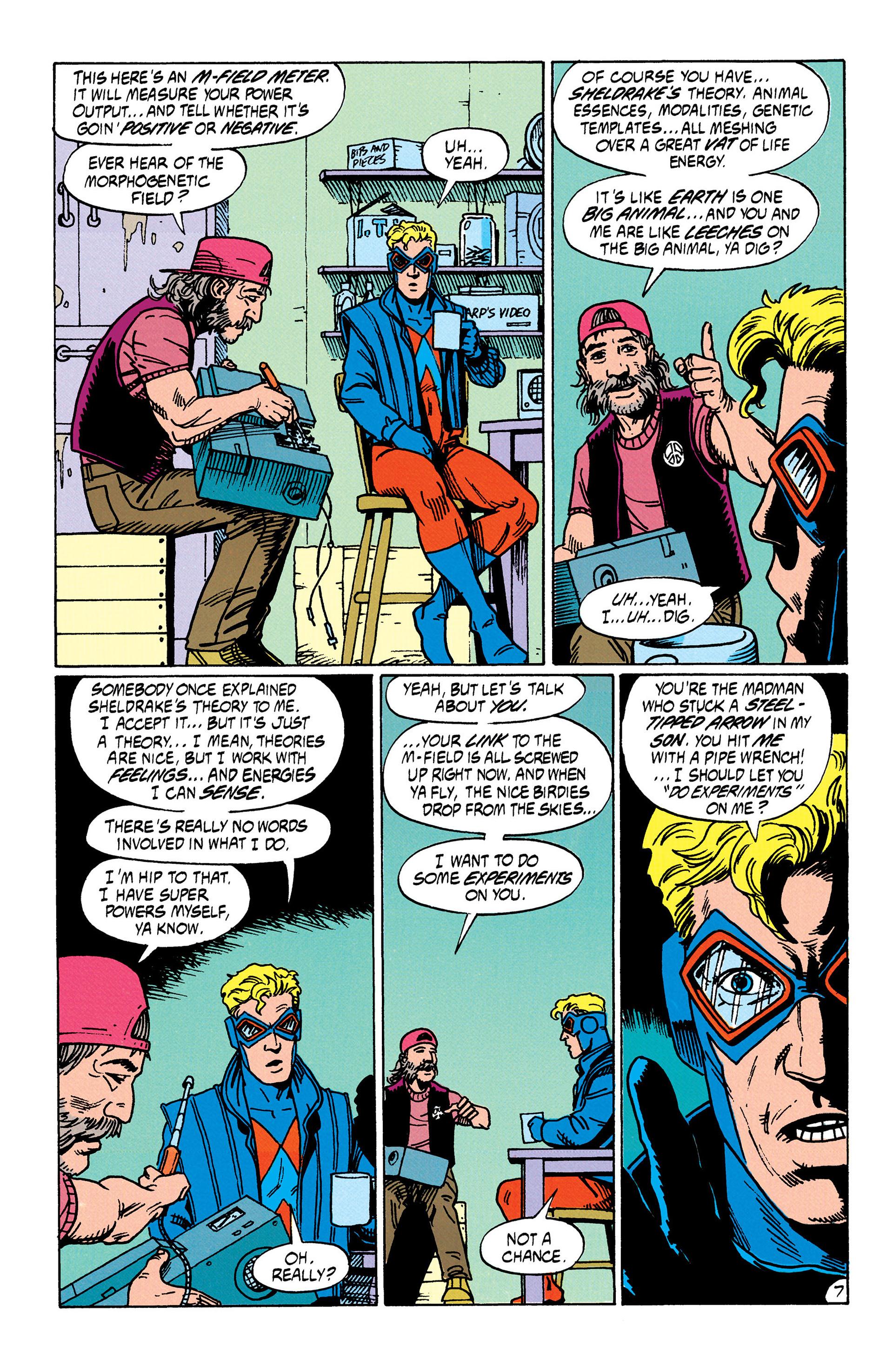 Read online Animal Man (1988) comic -  Issue #35 - 8