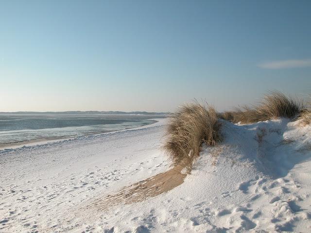 Winterreiseziel für Familien - Sylt