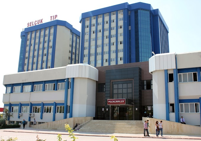 Selçuk Üniversitesi Tıp Fakültesi Hastanesine 88 sözleşmeli personel alım ilanı