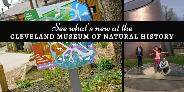 Cleveland Museum of Natural History - See What's New!
