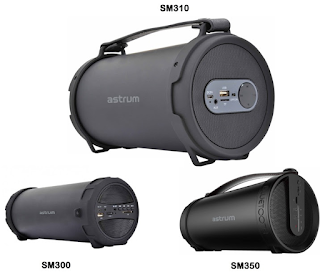 Astrum Expands its Wireless Range with SM Series Bluetooth Speakers