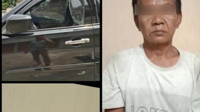 Polisi di Tangerang Ringkus Pencuri Spesialis Pecah Kaca Mobil