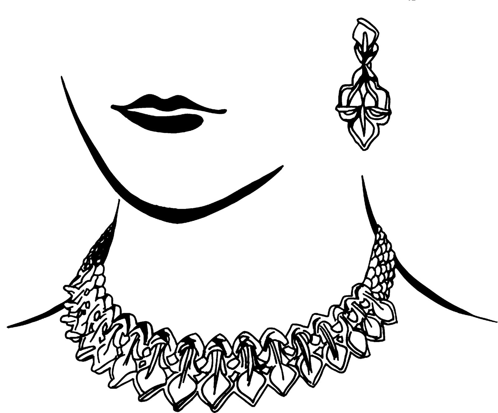 Indian Jewelry Clip Art