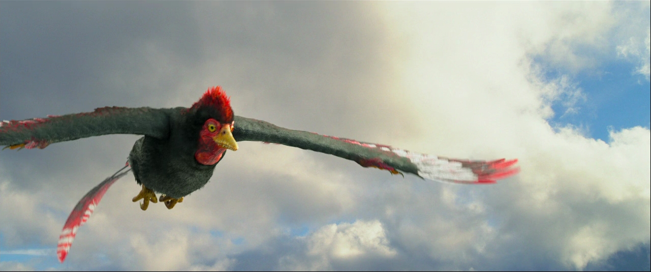 Caminando Entre Dinosaurios (2013) BRRip 720p HD INGLES Subs ESPAÑOL 3