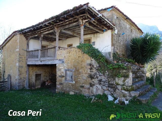Casa Peri en Pen, Amieva