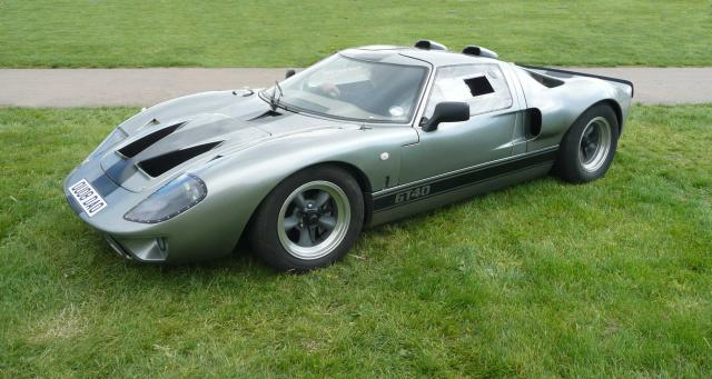 Gt40 replica,Kit car,Tornado British