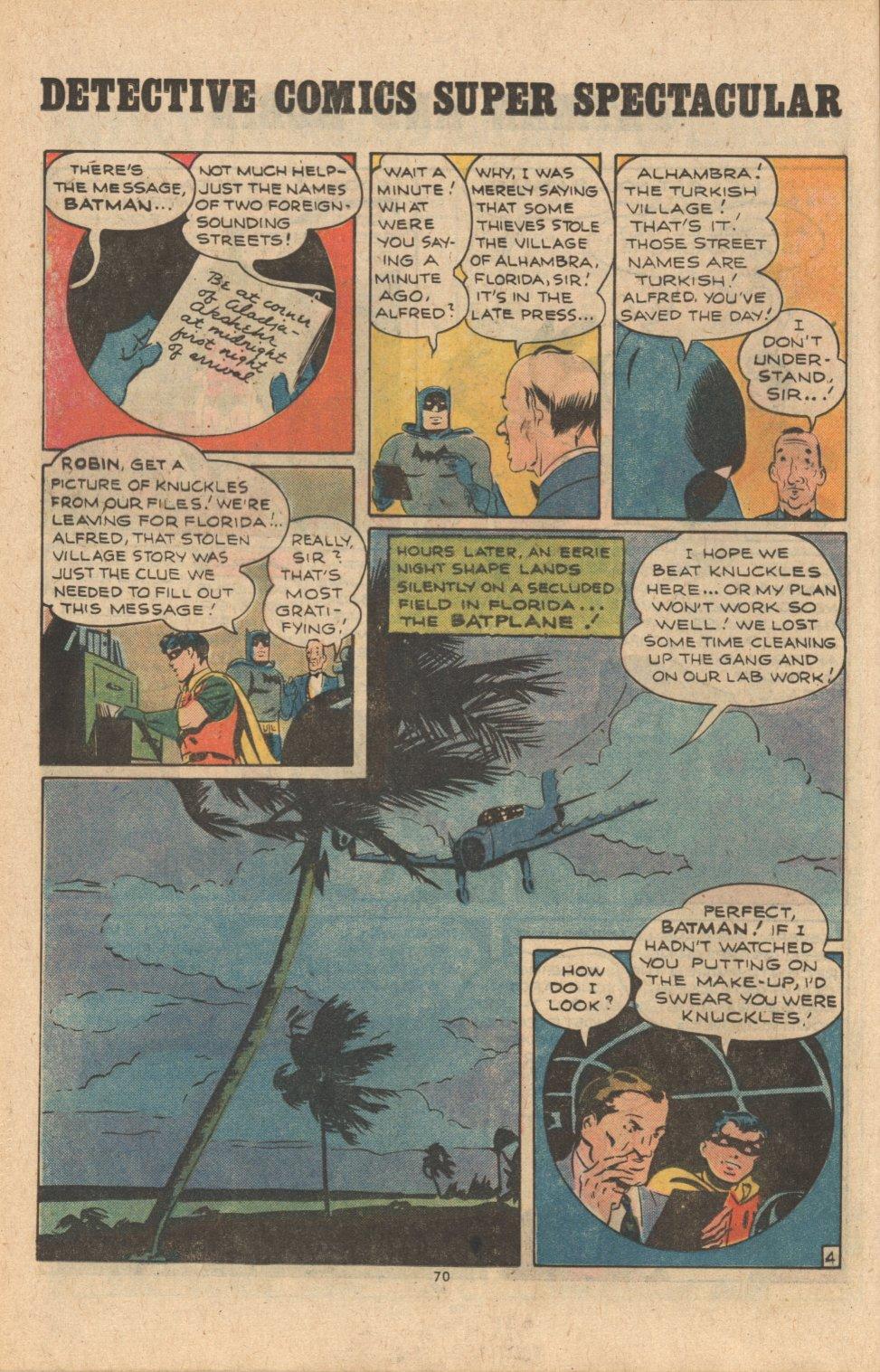 Detective Comics (1937) 442 Page 69