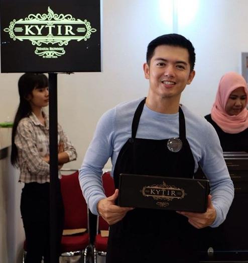 KYTIR Premium brownies oleh oleh by nicky tirta