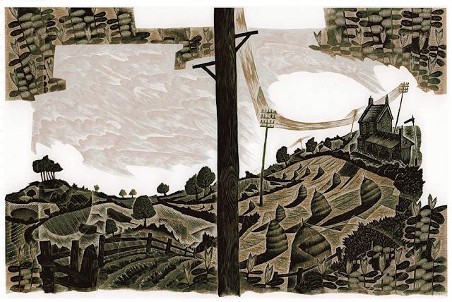 Edward Thomas: A Landscape Journey by Neil Bousfield
