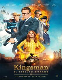 Kingsman: El círculo dorado (2017) latino